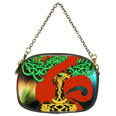 Ragnarok Dragon Monster Chain Purse (two Sides)