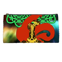 Ragnarok Dragon Monster Pencil Case by HermanTelo