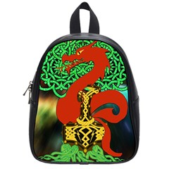 Ragnarok Dragon Monster School Bag (small) by HermanTelo