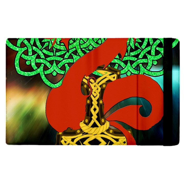 Ragnarok Dragon Monster Apple iPad Pro 9.7   Flip Case