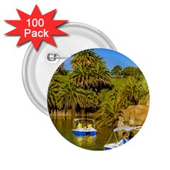 Parque Rodo Park, Montevideo, Uruguay 2 25  Buttons (100 Pack)  by dflcprintsclothing