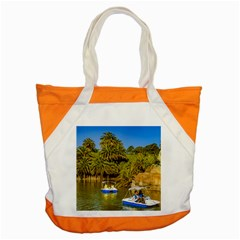 Parque Rodo Park, Montevideo, Uruguay Accent Tote Bag by dflcprintsclothing