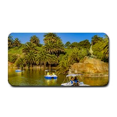 Parque Rodo Park, Montevideo, Uruguay Medium Bar Mats by dflcprintsclothing