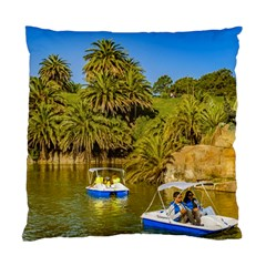 Parque Rodo Park, Montevideo, Uruguay Standard Cushion Case (two Sides) by dflcprintsclothing