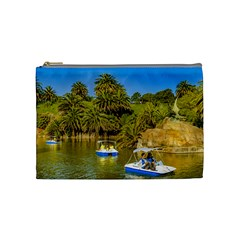 Parque Rodo Park, Montevideo, Uruguay Cosmetic Bag (medium) by dflcprintsclothing