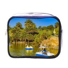 Parque Rodo Park, Montevideo, Uruguay Mini Toiletries Bag (one Side) by dflcprintsclothing