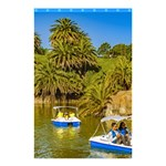 Parque Rodo Park, Montevideo, Uruguay Shower Curtain 48  x 72  (Small)  42.18 x64.8  Curtain