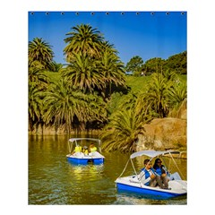 Parque Rodo Park, Montevideo, Uruguay Shower Curtain 60  X 72  (medium)  by dflcprintsclothing