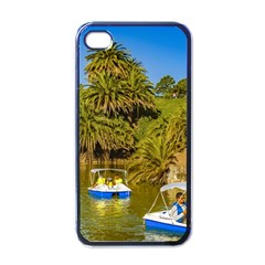 Parque Rodo Park, Montevideo, Uruguay Iphone 4 Case (black) by dflcprintsclothing