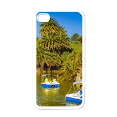 Parque Rodo Park, Montevideo, Uruguay Iphone 4 Case (white) by dflcprintsclothing