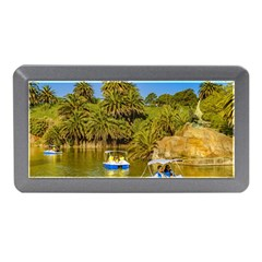 Parque Rodo Park, Montevideo, Uruguay Memory Card Reader (mini) by dflcprintsclothing