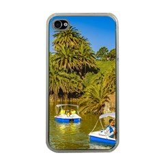 Parque Rodo Park, Montevideo, Uruguay Iphone 4 Case (clear) by dflcprintsclothing