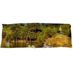Parque Rodo Park, Montevideo, Uruguay Body Pillow Case (dakimakura) by dflcprintsclothing