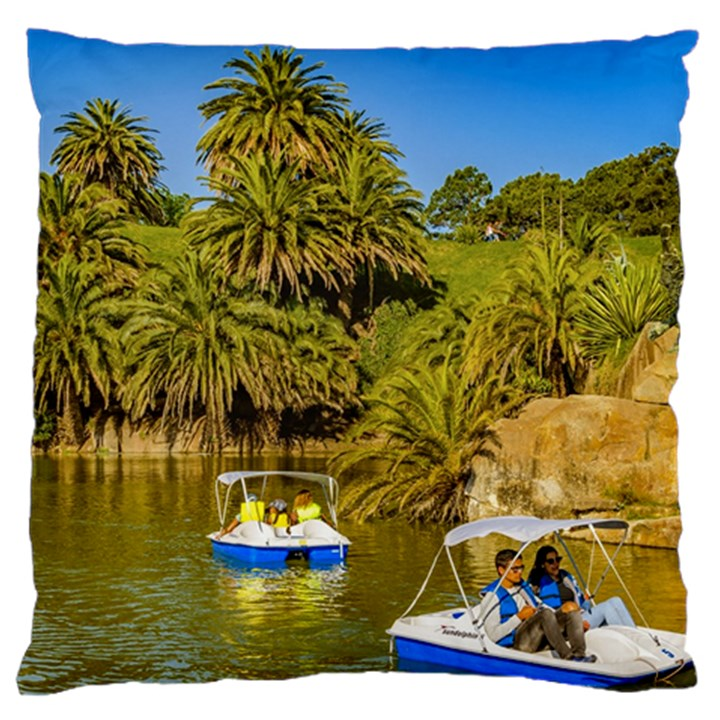 Parque Rodo Park, Montevideo, Uruguay Large Cushion Case (Two Sides)