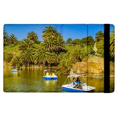 Parque Rodo Park, Montevideo, Uruguay Apple Ipad 3/4 Flip Case by dflcprintsclothing
