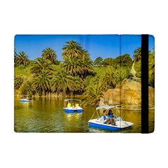 Parque Rodo Park, Montevideo, Uruguay Apple Ipad Mini Flip Case by dflcprintsclothing