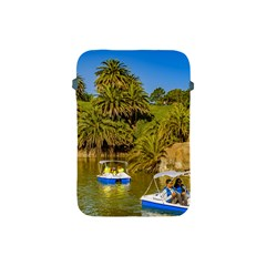Parque Rodo Park, Montevideo, Uruguay Apple Ipad Mini Protective Soft Cases by dflcprintsclothing