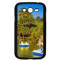 Parque Rodo Park, Montevideo, Uruguay Samsung Galaxy Grand Duos I9082 Case (black) by dflcprintsclothing