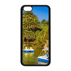Parque Rodo Park, Montevideo, Uruguay Iphone 5c Seamless Case (black) by dflcprintsclothing