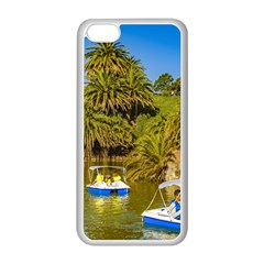 Parque Rodo Park, Montevideo, Uruguay Iphone 5c Seamless Case (white) by dflcprintsclothing