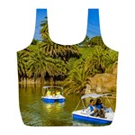 Parque Rodo Park, Montevideo, Uruguay Full Print Recycle Bag (L) Front