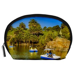 Parque Rodo Park, Montevideo, Uruguay Accessory Pouch (large) by dflcprintsclothing