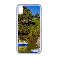 Parque Rodo Park, Montevideo, Uruguay Iphone Xr Seamless Case (white) by dflcprintsclothing