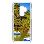 Parque Rodo Park, Montevideo, Uruguay Samsung Galaxy S9 Plus Seamless Case(White) Front