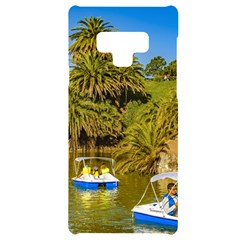 Parque Rodo Park, Montevideo, Uruguay Samsung Note 9 Black Uv Print Case  by dflcprintsclothing