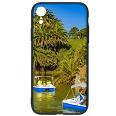 Parque Rodo Park, Montevideo, Uruguay Iphone Xr Soft Bumper Uv Case by dflcprintsclothing