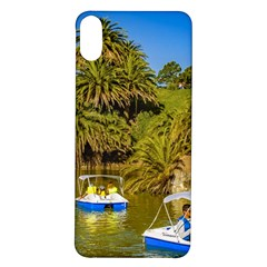 Parque Rodo Park, Montevideo, Uruguay Iphone X/xs Soft Bumper Uv Case by dflcprintsclothing