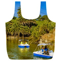 Parque Rodo Park, Montevideo, Uruguay Full Print Recycle Bag (xxxl) by dflcprintsclothing