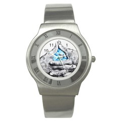 Hands Horse Hand Dream Stainless Steel Watch