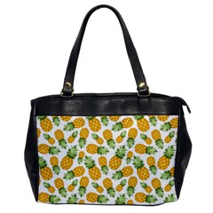 Pineapples Oversize Office Handbag by goljakoff