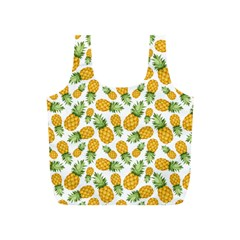 Pineapples Full Print Recycle Bag (s) by goljakoff