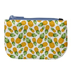 Pineapples Large Coin Purse by goljakoff