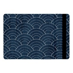 Blue Sashiko Pattern Apple Ipad 9 7 by goljakoff