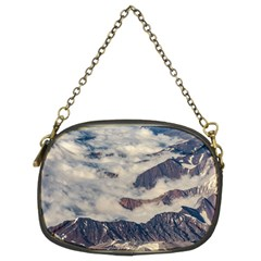 Andes Mountains Aerial View, Chile Chain Purse (two Sides)
