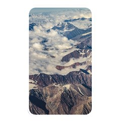 Andes Mountains Aerial View, Chile Memory Card Reader (rectangular)