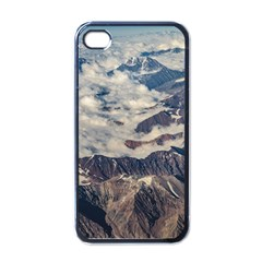 Andes Mountains Aerial View, Chile Iphone 4 Case (black)