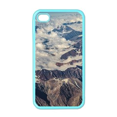 Andes Mountains Aerial View, Chile Iphone 4 Case (color)