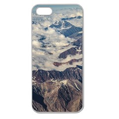 Andes Mountains Aerial View, Chile Apple Seamless Iphone 5 Case (clear)