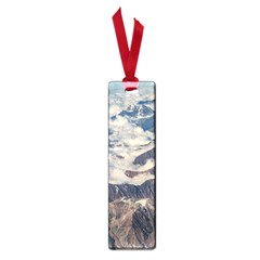 Andes Mountains Aerial View, Chile Small Book Marks