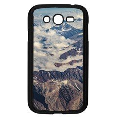 Andes Mountains Aerial View, Chile Samsung Galaxy Grand Duos I9082 Case (black)