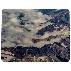 Andes Mountains Aerial View, Chile Jigsaw Puzzle Photo Stand (rectangular)