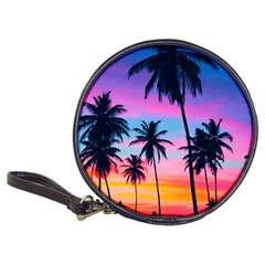 Sunset Palms Classic 20-cd Wallets by goljakoff