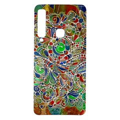 Pop Art - Spirals World 1 Samsung Galaxy A9 Tpu Uv Case
