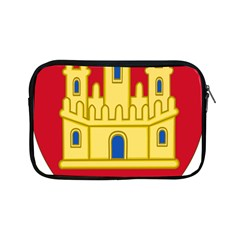 Royal Arms Of Castile  Apple Ipad Mini Zipper Cases by abbeyz71