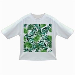 Green Tropical Leaves Infant/toddler T-shirts by goljakoff