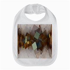 Geometry Diamond Bib by Sparkle